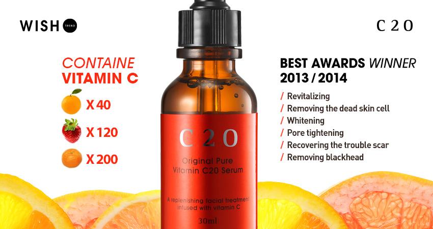 vitamine c pure